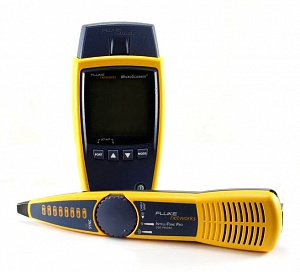 Кабельный тестер Fluke Networks MicroScanner2, MS2-KIT