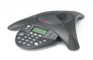 Polycom SoundStation2 телефонный аппарат для конференцсвязи