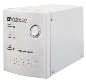 Стабилизатор напряжения Defender AVR REAL 600/1000